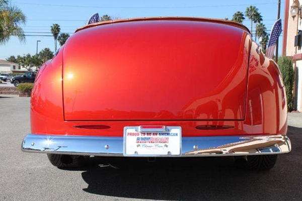 1948 Ford Super Deluxe CV  for Sale $99,900