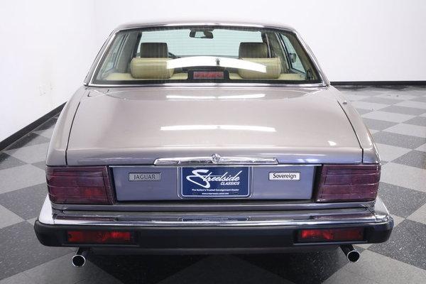 1990 Jaguar XJ6 Sovereign  for Sale $6,995