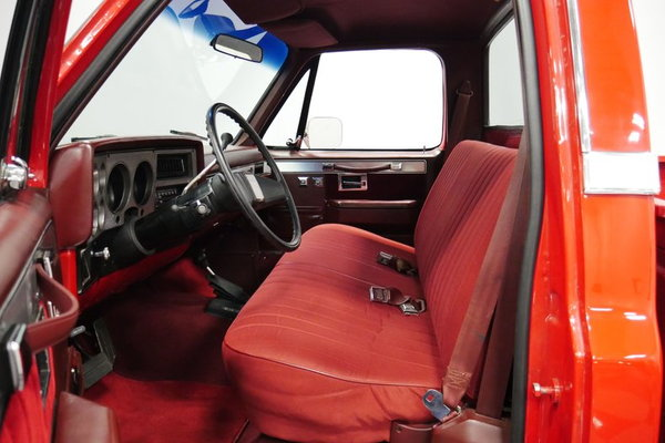 1985 Chevrolet K10 Silverado 4x4  for Sale $48,995