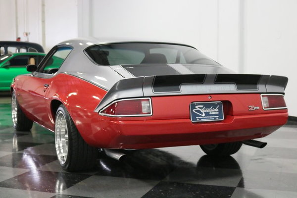 1974 Chevrolet Camaro Z/28 Restomod  for Sale $74,995