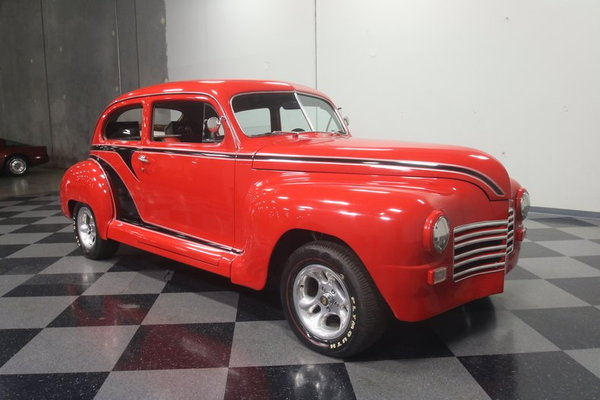 1947 Plymouth Special Deluxe  for Sale $18,995