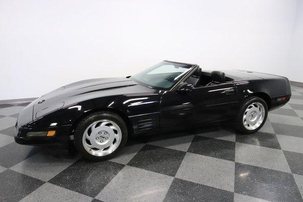 1992 Chevrolet Corvette Convertible  for Sale $12,995