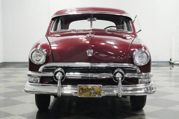 1951 Ford Custom Tudor Sedan  for Sale $24,995