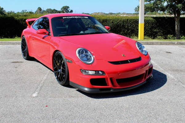2008 Porsche GT-3  for Sale $92,500