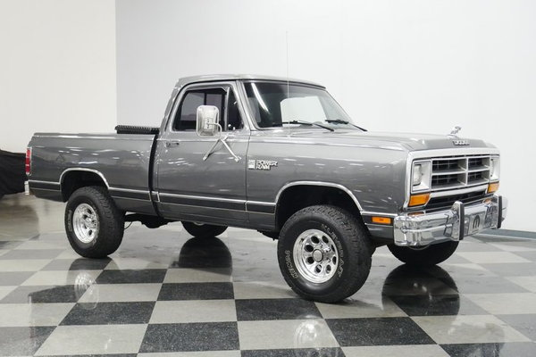 1987 Dodge Power Ram 150  for Sale $26,995