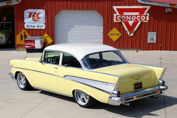 1957 Chevrolet Bel Air  for Sale $79,995