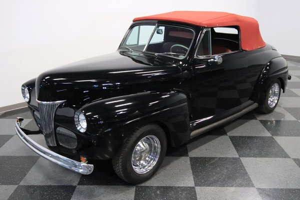 1941 Ford Super Deluxe  for Sale $34,995