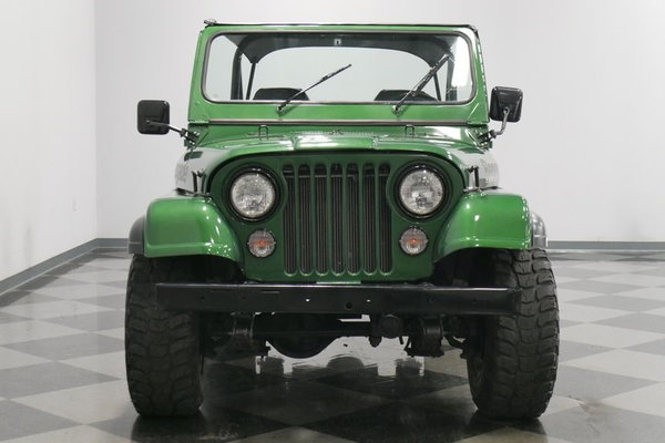 1977 Jeep CJ7  for Sale $16,995