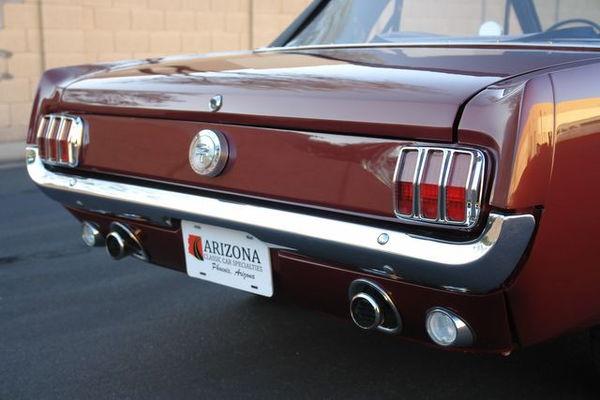Nascar 1966 Mustang