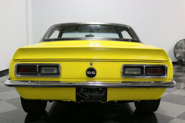 1968 Chevrolet Camaro Ss 350 For Sale In Fort Worth Tx