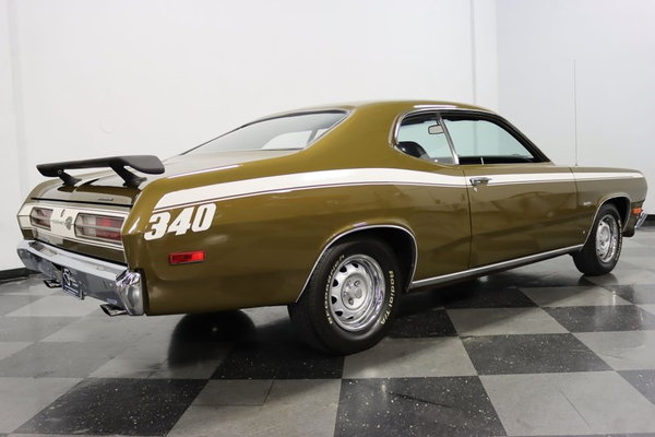 1972 Plymouth Duster 340 Tribute  for Sale $32,995
