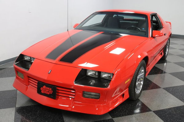 1992 Chevrolet Camaro RS Heritage Edition 25th Anniversary  for Sale $19,995