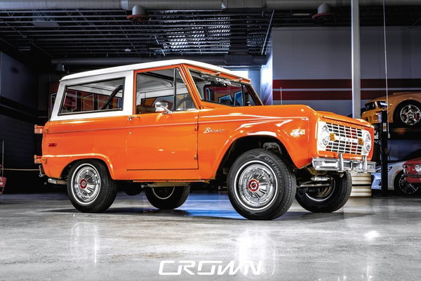 1972 Ford Bronco  for Sale $39,929