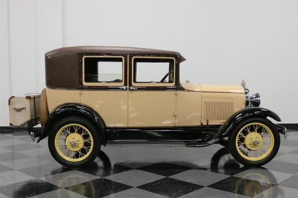 1928 Ford Model A Sedan  for Sale $22,995