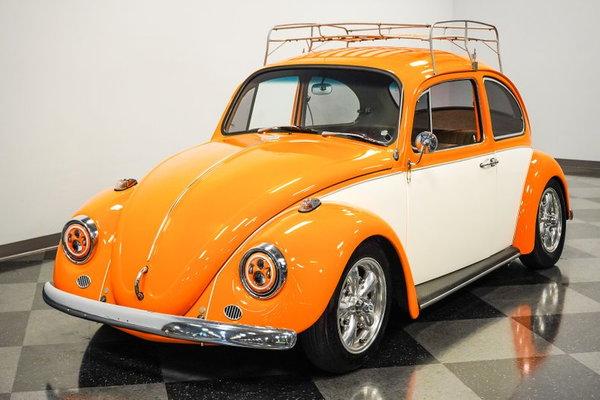 1967 Volkswagen Beetle  for Sale $23,995