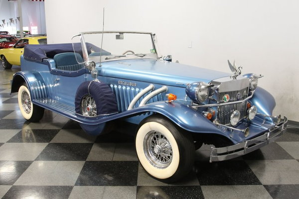 1964 Excalibur Tribute Convertible  for Sale $12,995
