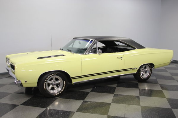 1968 Plymouth GTX  for Sale $44,995