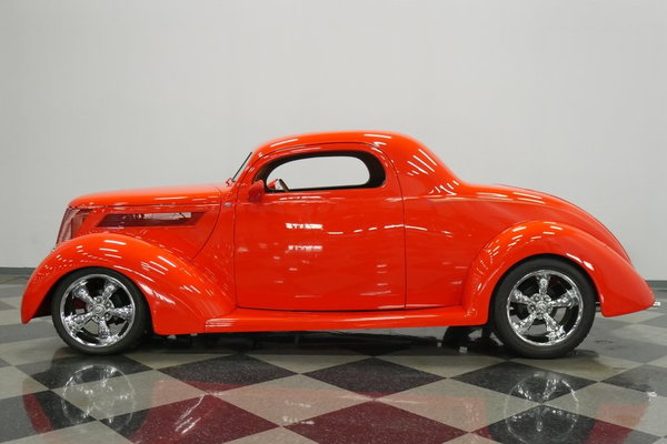 1937 Ford Coupe Streetrod  for Sale $48,995