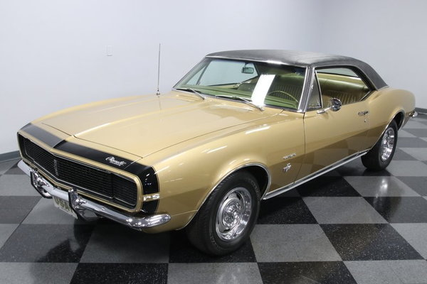 1967 Chevrolet Camaro RS  for Sale $34,995
