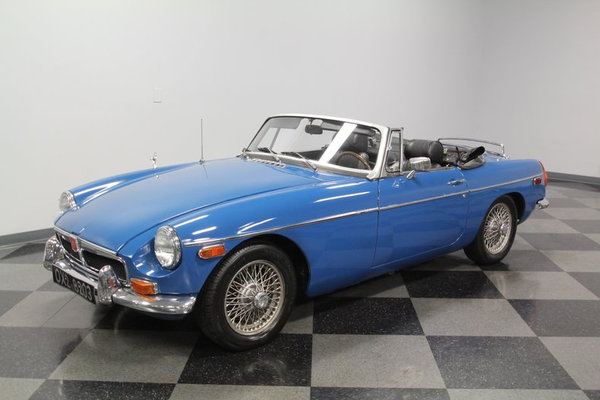 1971 MG MGB  for Sale $12,995