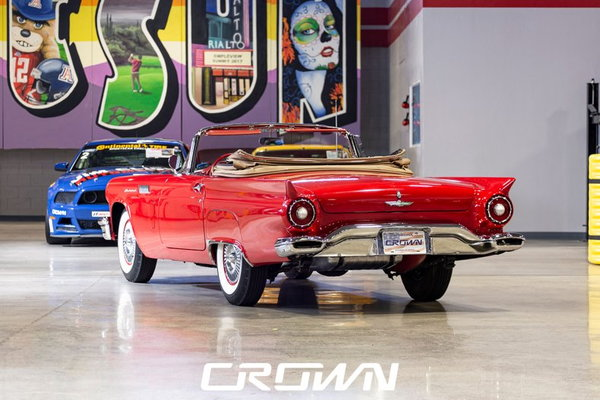 1957 Ford Thunderbird  for Sale $44,929