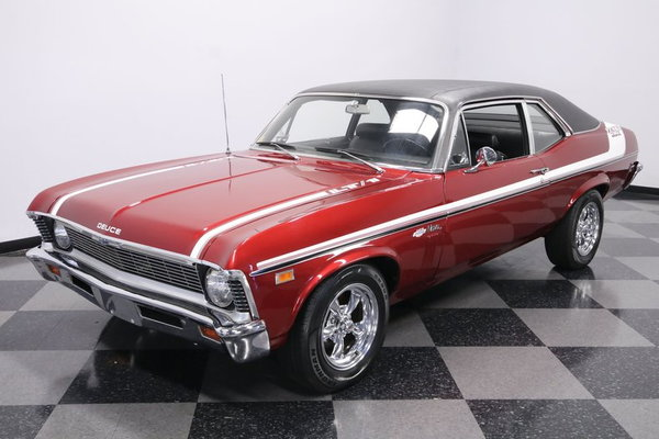 1969 Chevrolet Nova SS Yenko Deuce Tribute  for Sale $32,995