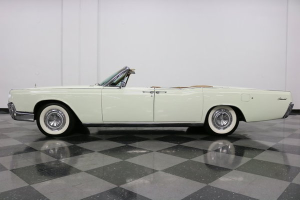 1967 Lincoln Continental Convertible  for Sale $43,995