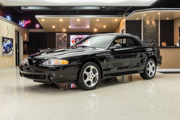 1997 Ford Mustang SVT Cobra Convertible  for Sale $32,900