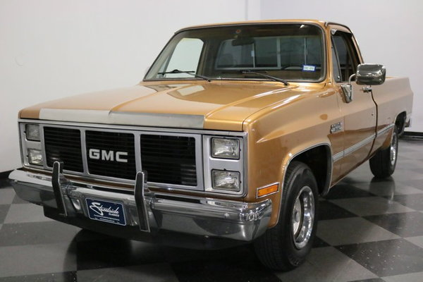 1985 GMC 1500 Sierra Classic  for Sale $14,995