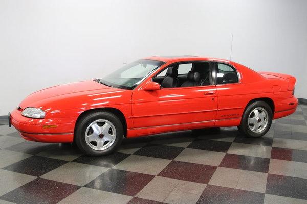 1998 Chevrolet Monte Carlo Z34  for Sale $9,995