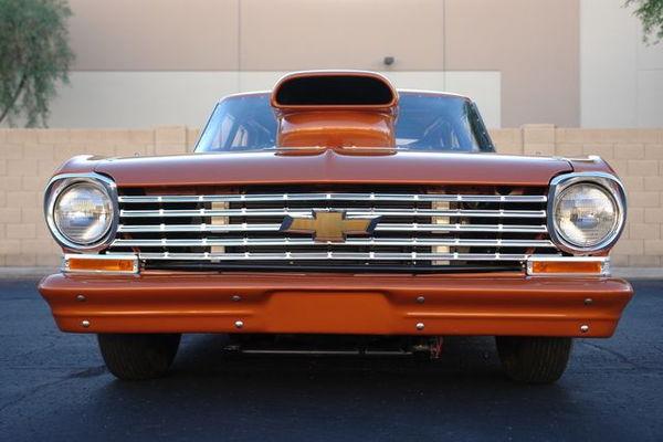 1963 Chevrolet  Nova  for Sale $56,950