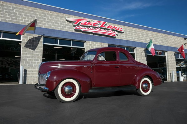 1940 Ford Coupe For Sale In St Charles Mo Racingjunk Classifieds