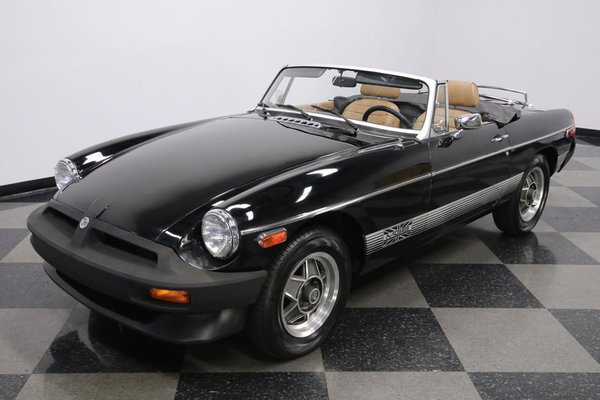 1979 MG MGB limited edition  for Sale $20,995
