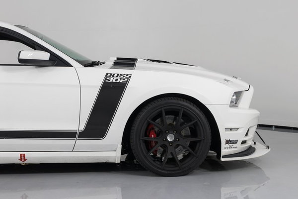 2013 Ford Mustang Boss 302  for Sale $35,995