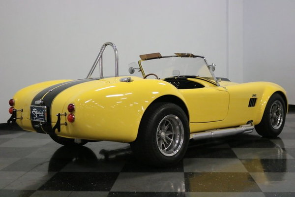1966 Shelby Cobra Classic Roadster LTD.  for Sale $54,995
