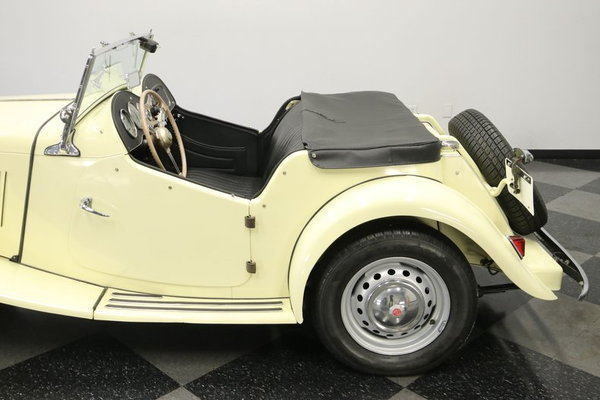 1951 MG TD  for Sale $24,995