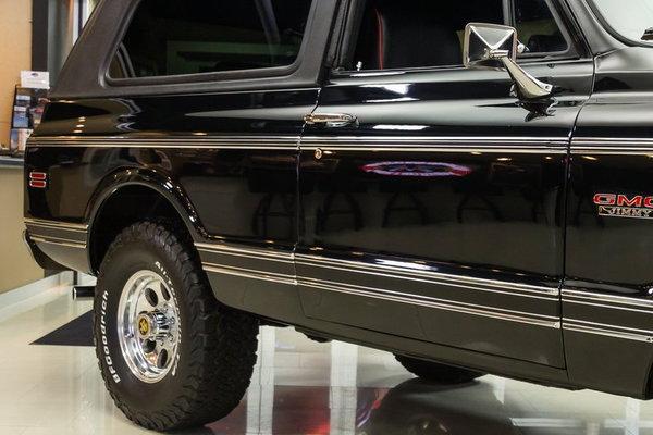 1971 GMC Jimmy 4X4 Restomod  for Sale $119,900