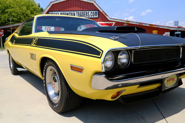 1970 Dodge Challenger T/A  for Sale $95,995