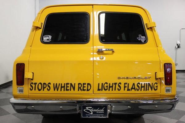 1969 Chevrolet Suburban  for Sale $109,995
