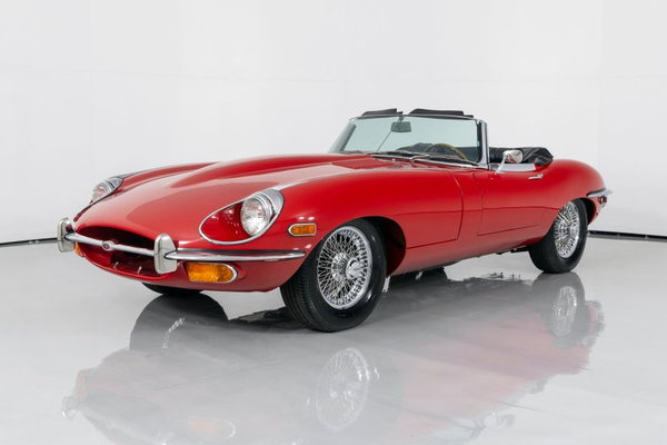 1969 Jaguar XKE  for Sale $89,995
