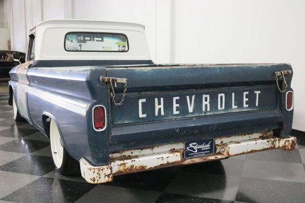 1964 Chevrolet C10 Patina Restomod  for Sale $19,995