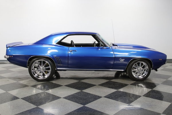 1969 Chevrolet Camaro  for Sale $38,995