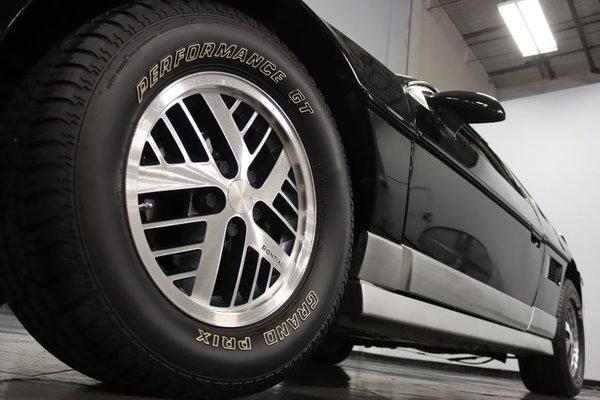 1985 Pontiac Fiero GT  for Sale $9,995