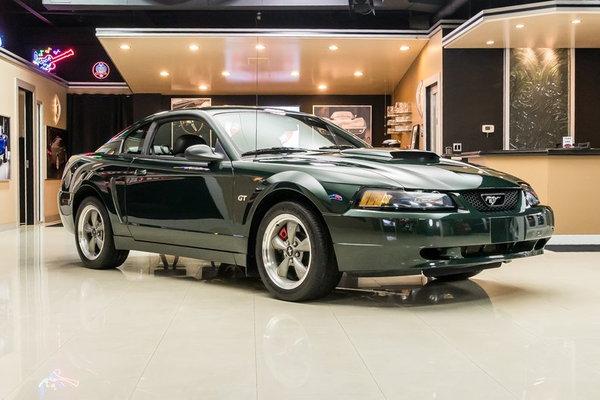2001 Ford Mustang Bullitt  for Sale $36,900