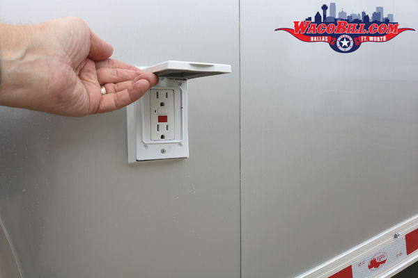 44' Bathroom Shower Race Trailer Wacobill.com