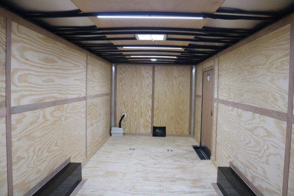 24' Loaded Continental Cargo Race Trailer Wacobill.com