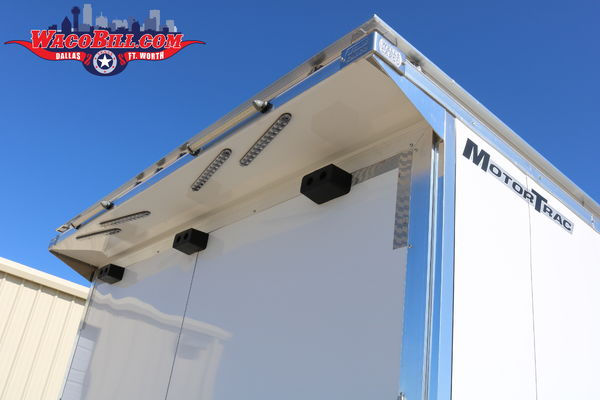 28' Wells Cargo Motortrac Pro-Racing Trailer Wacobill.com