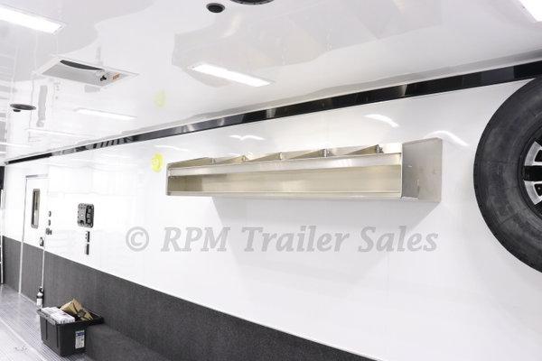 42' Custom Aluminum Trailer - 12403