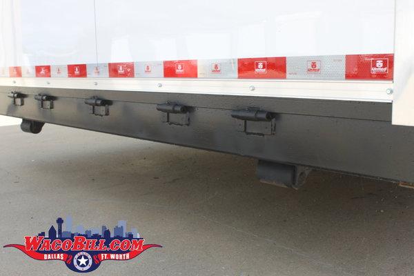 48'ft. United Gooseneck Race Trailer Wacobill.com