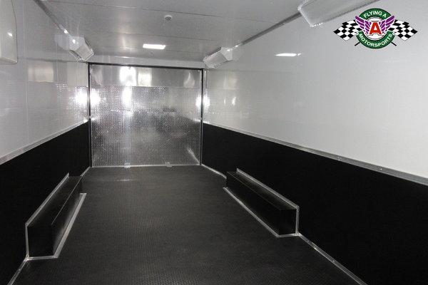 2019 Continental Cargo 28' Auto Master Race Trailer